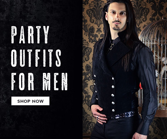 Party Outfits For Men