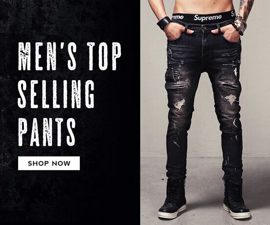Top 40 Pants for Him