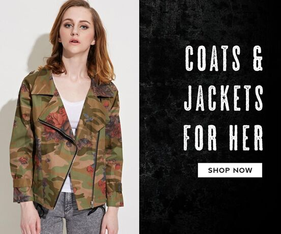 Top 40 Coats and Jackets for Her