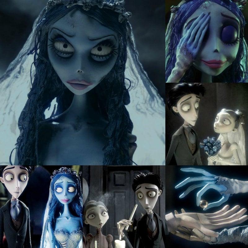 malta Cósmico franja  A Peek Into Tim Burton's Gothic Films And Style Tips - Part 1