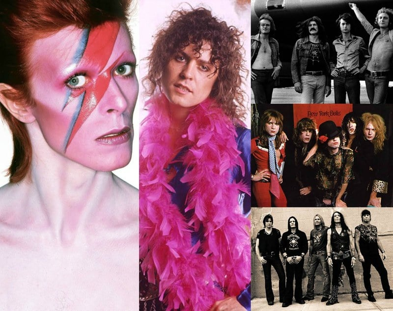 The Evolution of Glam Rock Fashion: Classic Glam Era Fashion