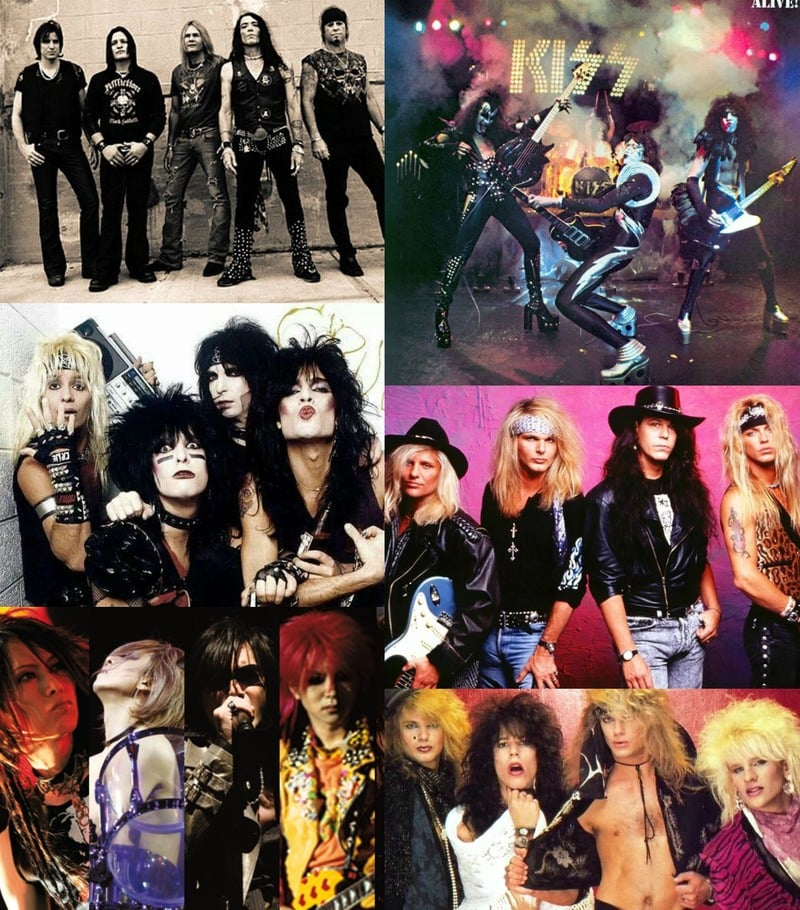 The Evolution of Glam Rock Fashion: Post Glam Era Trends
