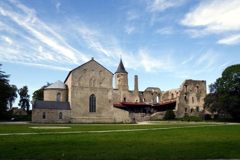 Haapsalu castle