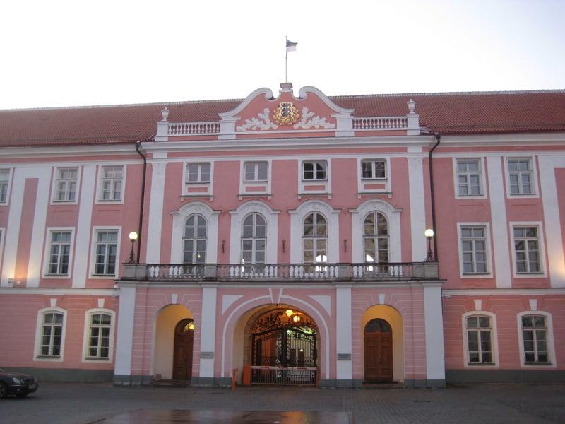 Toompea palace