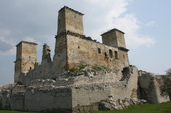 Castle of Diosgyor