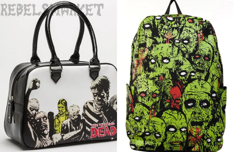 zombie bags