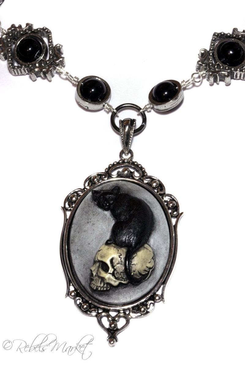 steampunk necklaces