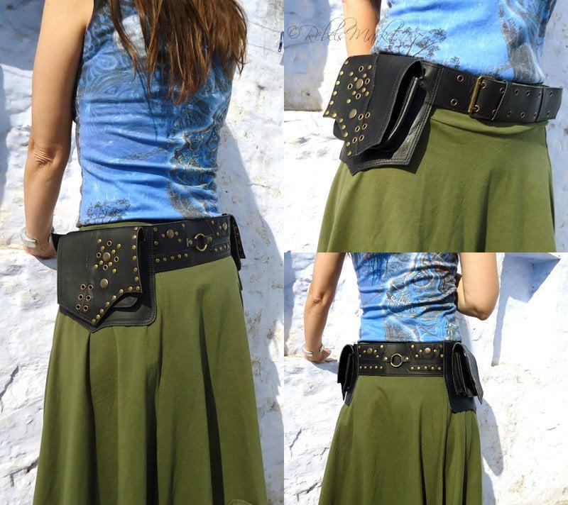 steampunk belts