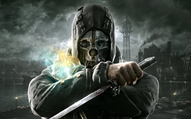 Dishonored steampunk