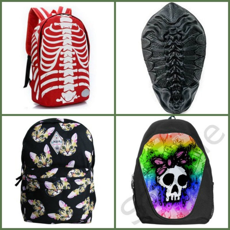 Backpacks for Festivals