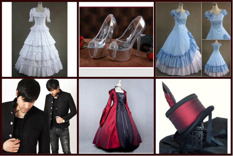 Formal Fairy Tale Fashion