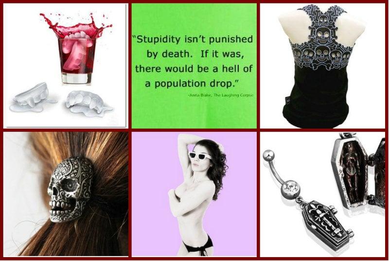 Anita Blake Fashion