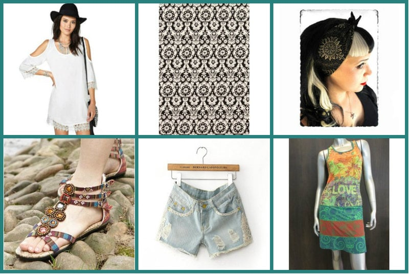 Retro Fashion for a Summer of Love