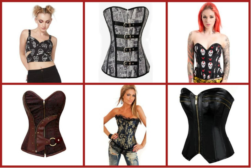 Waist Cincher Corset Fashion