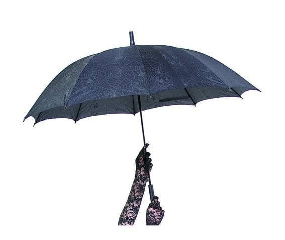 Spider Web Umbrella