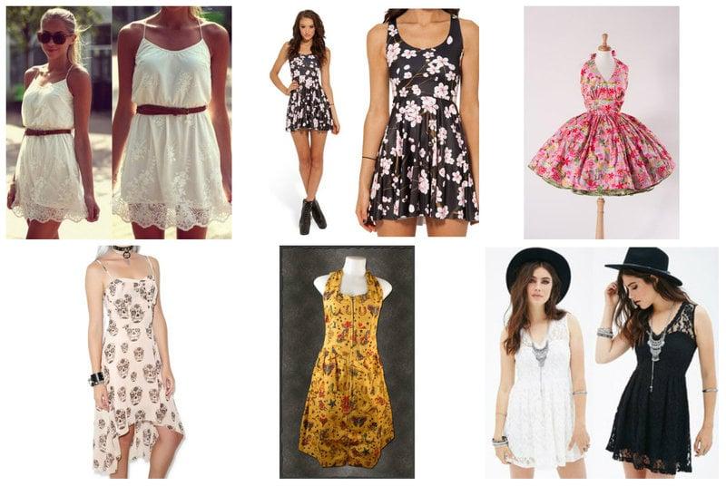 Sundresses for Summer