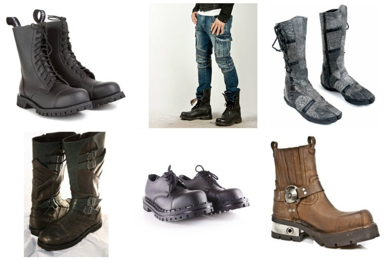 Mens Boots on RebelsMarket