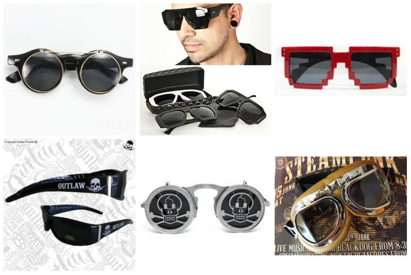 Sunglasses on RebelsMarket