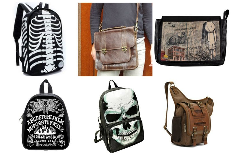 Stylish Bags and Backpacks on RebelsMarket