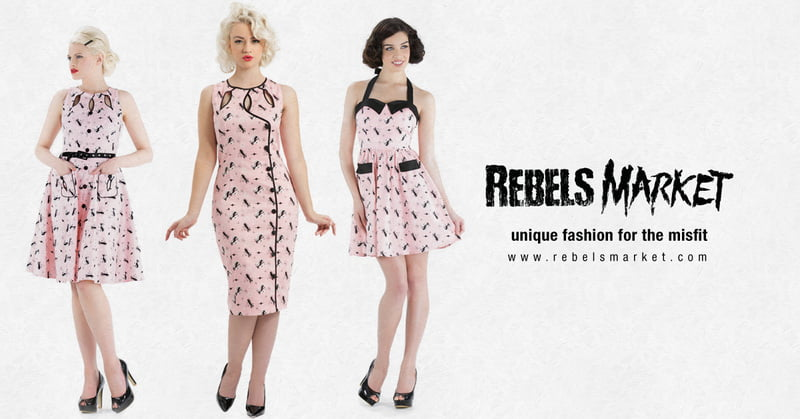 Pin Up Style Dresses