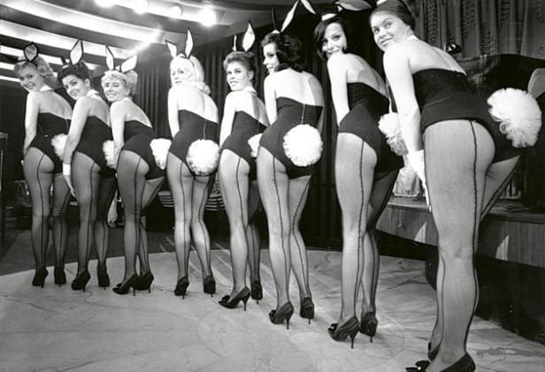 Classic Playboy Bunny Style
