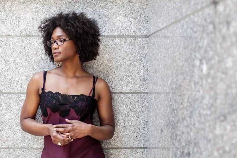 Meet Cora: The Lingerie Addict