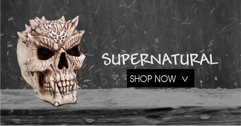 Fashion inspired by the supernatural.