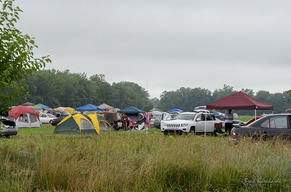 Firefly Music Festival Camping
