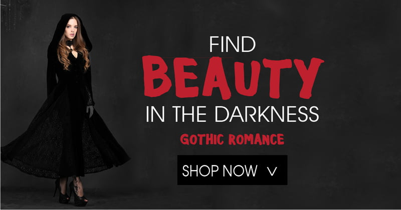Shop Gothic Fashion on RebelsMarket