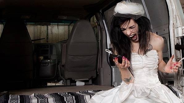 Handle Bridezilla