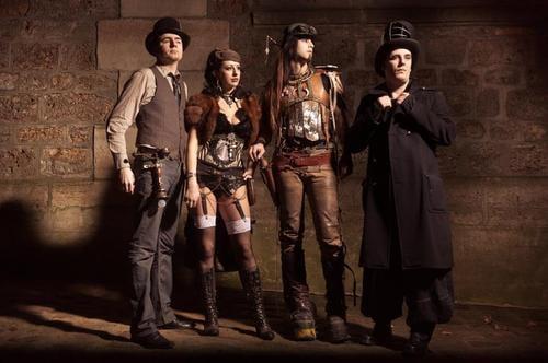 Learn about Steampunk fashion