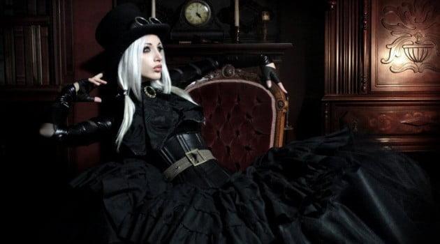 Kato of Steampunk Couture