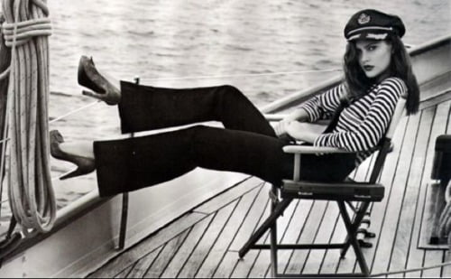Nautical styles for relaxing in the summer heat