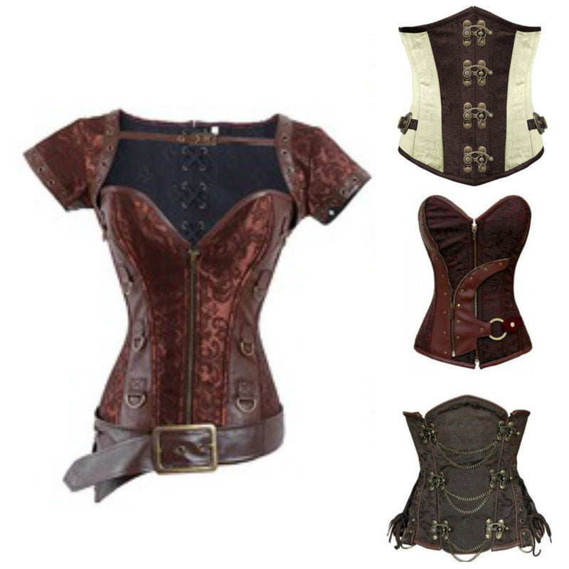 Buy Steampunk Corsets at RebelsMarket