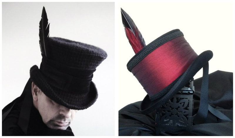 Steampunk hats and accessories
