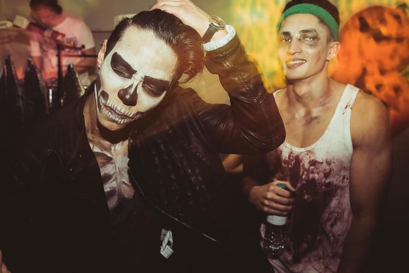 Regression Sessions Halloween Party