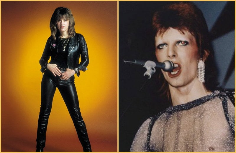 Glam Rock Icons