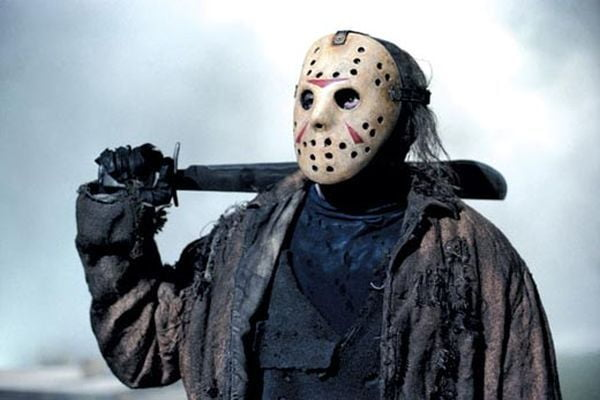 Jason Voorhees from the Friday the 13th movies