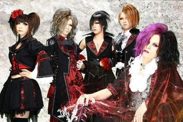 Visual kei takes inspiration from musicians in Japan