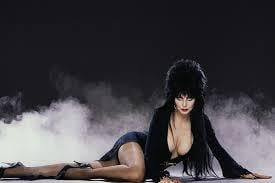 Buy clothing inspired by Elvira, Mistress of the Dark