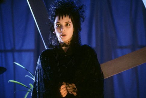 Buy clothes inspired by Lydia Deetz from Beetlejuice.