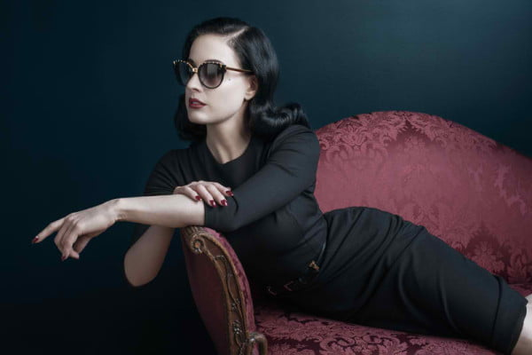 Buy Dita von Teeses inspired clothing for less at RebelsMarket.