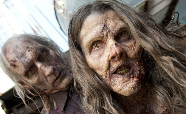 Zombies from history and fiction