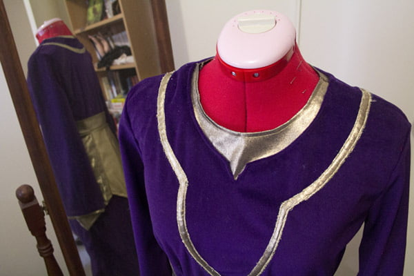 Making your own cosplay costume can be rewarding, but you don't have to make every piece yourself.