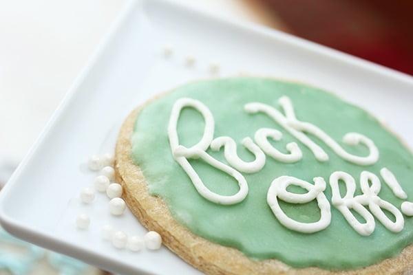 My favorite cookies: Fuckoffee cookies!