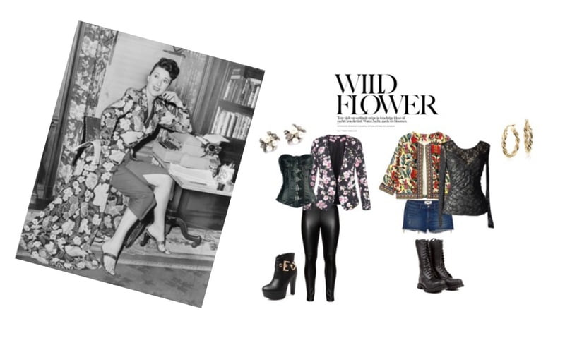 Steal the look of Gypsy Rose Lee!