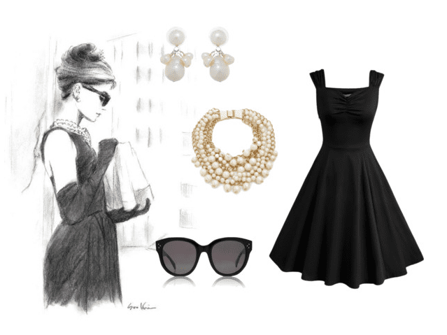Steal Audrey Hepburn's Breakfast at Tiffany's style!