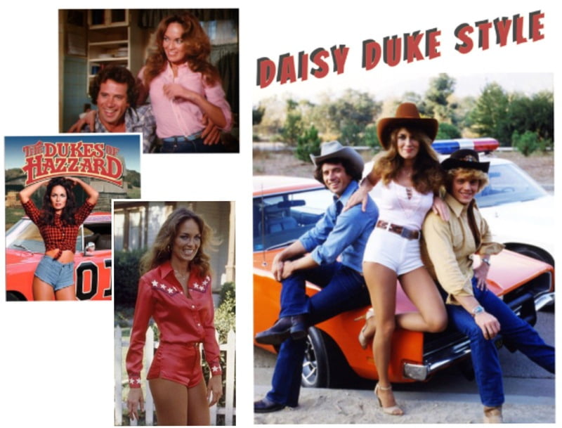 The style of Daisy Duke inspires the modern country music fan!