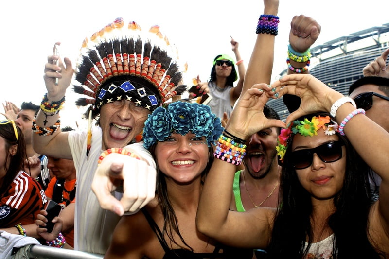 EDM Fashion for guys and girls!