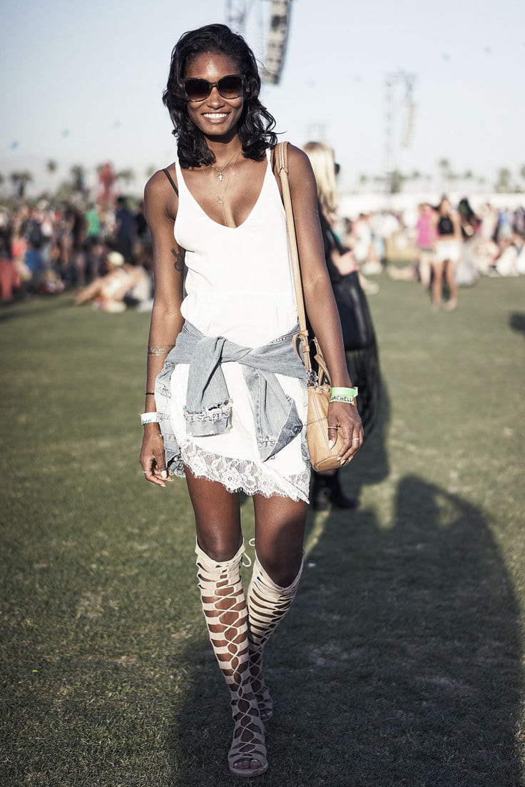 Gladiator sandals are a summer style Must Have